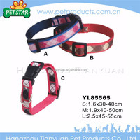 Personalized high quality cute dog collar making supplies