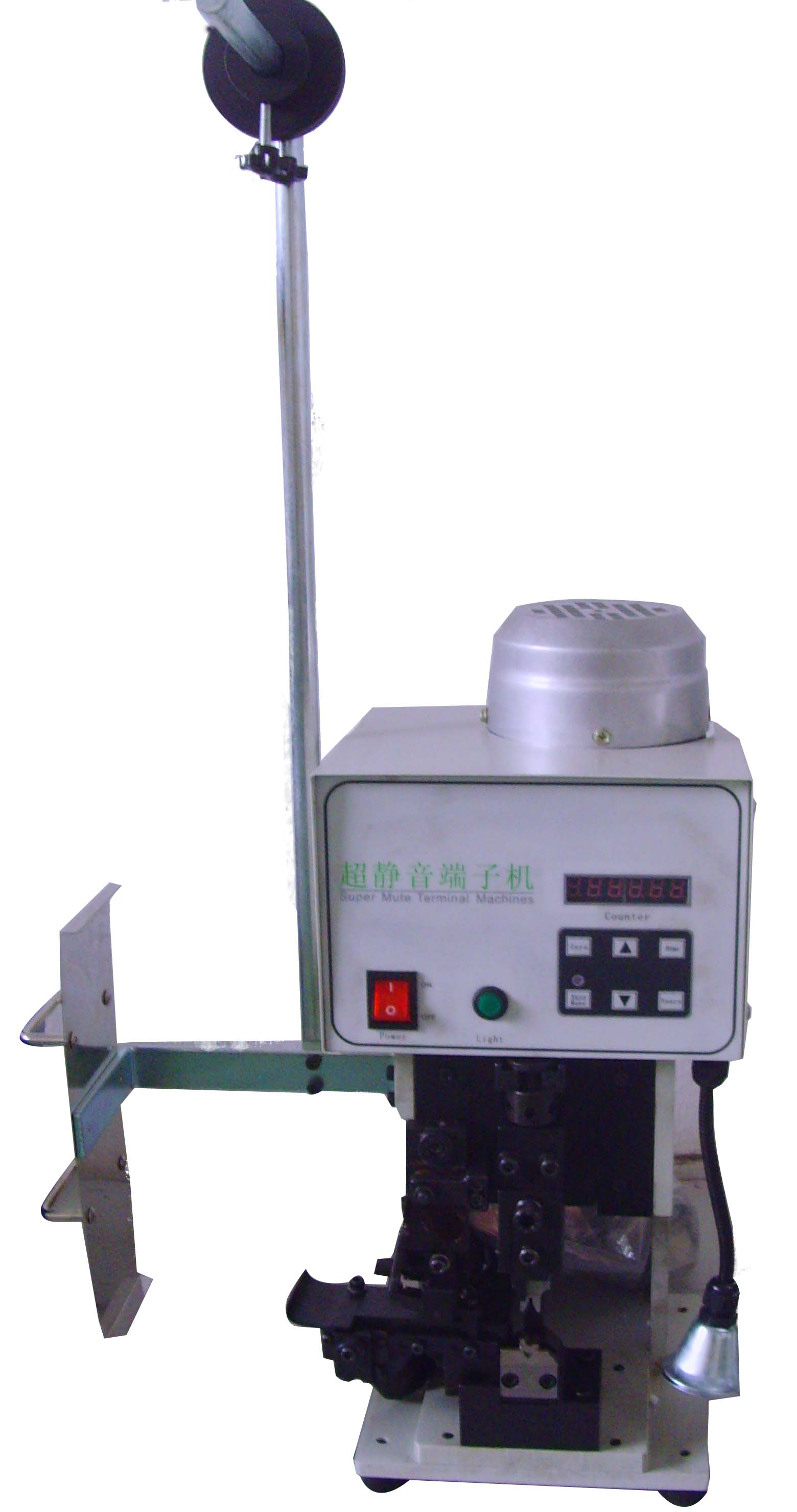 Mute HC-1T Electrical cable manufacturing machine crimping wire terminal machines