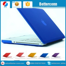 High Quality Rubberized Fosted Matte Case For Macbook Pro 13.3inch