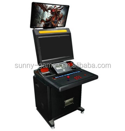 "26"" LCD Arcade Cabinet"