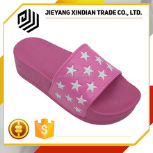 Fashion Platform Simple Leisure new design ladies woman slipper