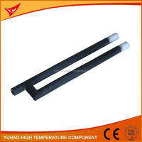 Refractory Silicon carbide Heating Element SiC oven /ceramic heater