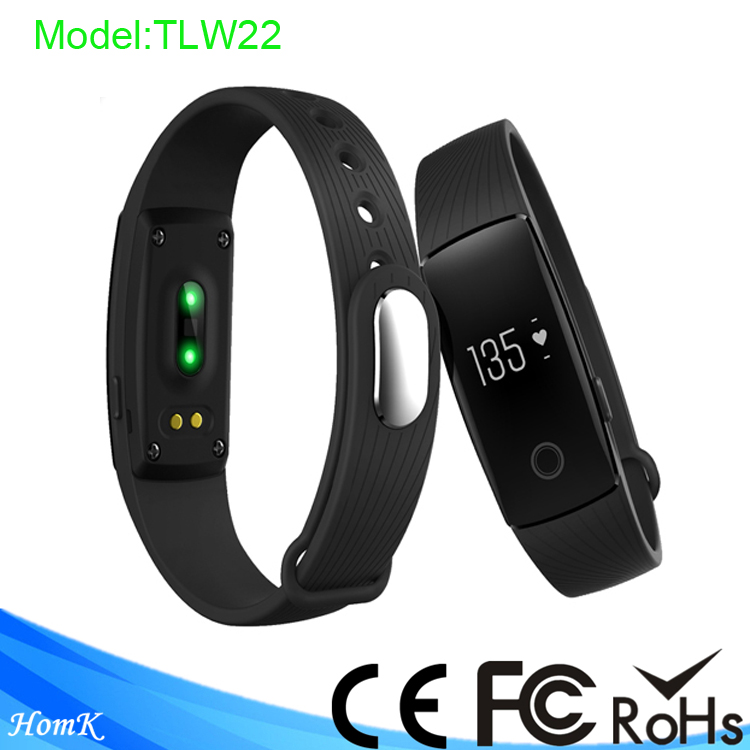 Fashion Bluetooth Fitness Heart Rate Monitoring Waterproof Smart Bracelet CE RoHS Smart <strong>Watch</strong> 2016 Wholesale from China