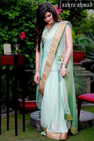 indian chiffon saree with choli