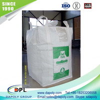 1 ton food grade super sack with inner bag for sugar