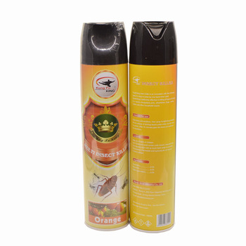 Oil Based Eco-Friendly Pest Control Type Insecticide Aerosol