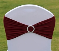 spandex chair bands for wedding