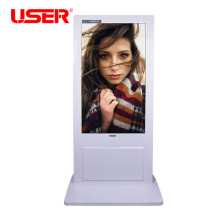 China Supplier New brand 2017 wifi advertising display touch screen kiosk digital signage lcd monitor