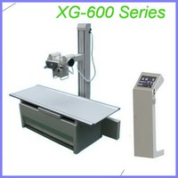 XG-600 good performance & most competitive high frequency x-ray unit