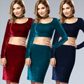 lx10187a sexy womens crop tops new fashion clothing ladies skirt and crop top set