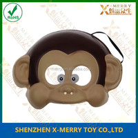 X-MERRY cute monkey Mask cartoon animal - EVA Mask for Fancy Dress party