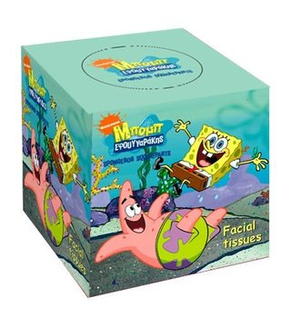 KIDS FACIAL TISSUES