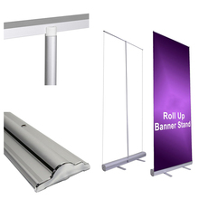 Oem Light Weight Advertising Promotional Roll Up Stand