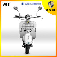 ZNEN MOTOR--Ves New retro scooter new vespa nice design gas scooter hot sale scooter moped GY6 engine