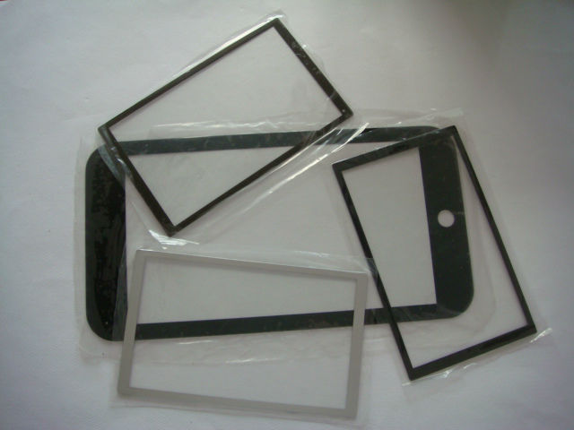 0.4mm thick glass