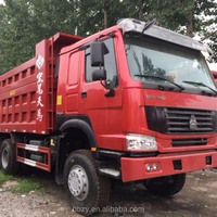 SINOTRUK HOWO brand howo 6x4 10-wheel ten tires dump truck,used 30-50ton Howo dump truck for sale,used Howo dump truck for sale