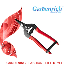 RG1147 Gardenrich Classic Short Curved Blade Hand Tool Pruners