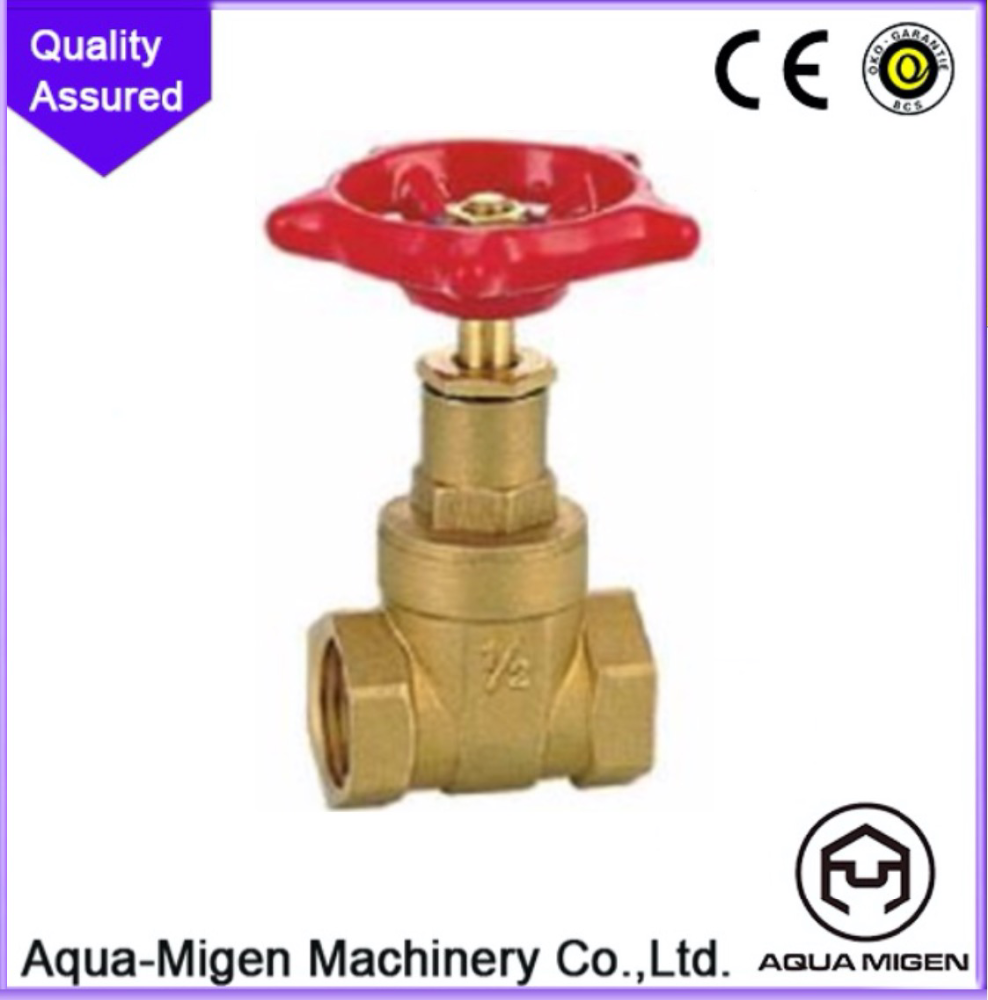 Water Hot Selling High Quality Brass Gate Valve Oem