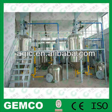 Sunflower Seed Crude Oil Cooking Oil Refining Plant
