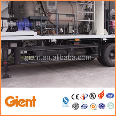 Mobile Medical Waste Treatment Treatment System