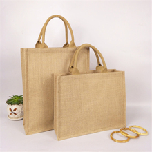 Cheap Factory Price jute clutch bag on saleYellow sack custom manufacturers The portable linen bag printing shopping bag yellow
