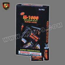M1000 super thunder king loud top quality firecrackes