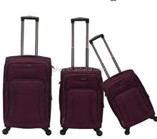 PROMOTIONAL EVA TRAVEL LUGGAGE WITH NORMAL LOCK SUITCASE SETS