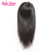 Befa Hair high quality 100% human hair topper wig
