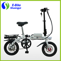 14 inch 36v 250w folding electric pocket bike