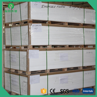 Promotional sale plastic construction formwork 15mm pvc foam board, durable shuttering board