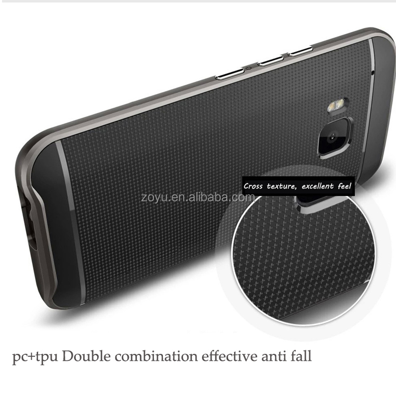 2 in 1 pc+tpu anti-drop for HTC One M9 case for htc one m9 case for htc m8 case