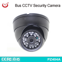 City Bus Coach CCTV Camera 1/3 SONY CCD 900TVL dome bus cctv camera