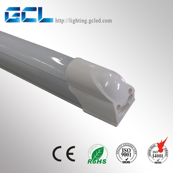 T8 end cap lamp shell/housing/shade/parts g13 t8 led tube led pc best light frame