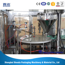 Wholesale supply high precision power small powder filling machine
