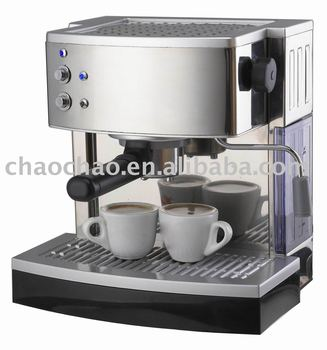 Stainless Steel espresso Coffee machine -hot selling
