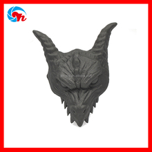 Custom 2016 hot sale high quality eva halloween dragon mask