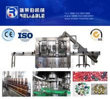 Factory Price White Grape wine Processing Equipment For Glass Bottles