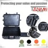 IP67 Waterproof !! Hard Plastic Carrying Shockproof Heavy-duty Case for ipad mini