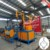 PLC controlled Stainless steel fully-automatic chain link fence machine for weaving fence