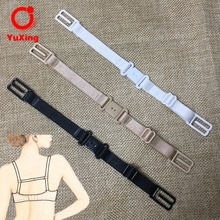 Fashion Adjustable Invisible Transparent Bra Strap / Bra Strap Hook / elastic bra 58