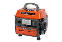 low price 12v honda portable petrol cheap generator 650w