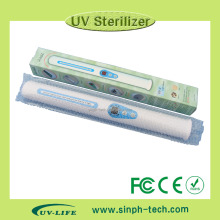 CE approved daily use UVC 253.7nm wavelrngth kill 99.99% bacteria uv germicidal lamp