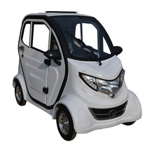 2018 New Design Electric Car with Open Roof Mini Electric Car for Sale