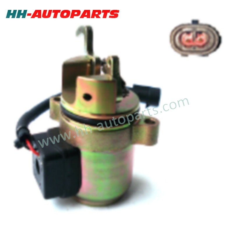 12V Diesel Fuel Shut Off Solenoid Valves for Deutz 0428-7583, 0428-7116, 0428-7114