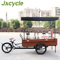 fast food tricycle/coffee vending cart/coffee bike