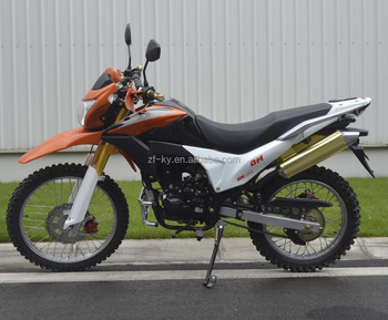 Chinese motorcycles 250cc dirt bike for sale automatic motorcycle ZF250GY-4