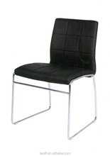 CHINESE CHEAP RESTAURAN CHAIRS FURNITURE / PU OTTOMAN DC829