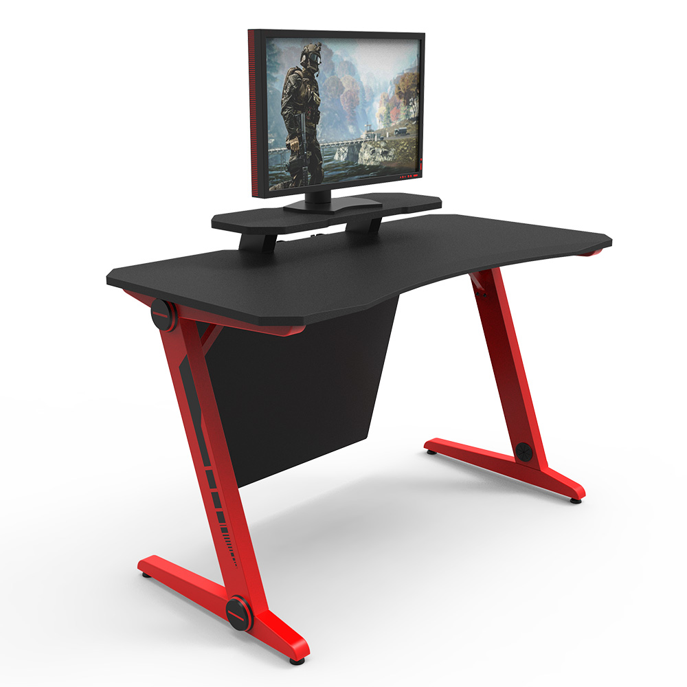 Gd21basic Modern Design Gaming Computer Table Pc Desk - Buy Gaming  Desk,Gaming Computer Desk,Gaming Table Pc Desk Product on Alibaba.com