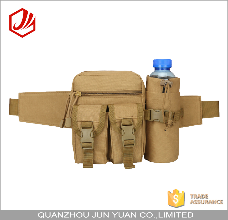 Functional detachable fishing military tool outdoor waist bag for man