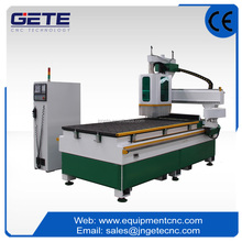 Automatic Tools Changing CNC Woodworking Machine/Panel Furniture Making Machine UA-48